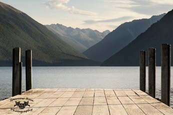 Lake Rotoiti from boat ramp